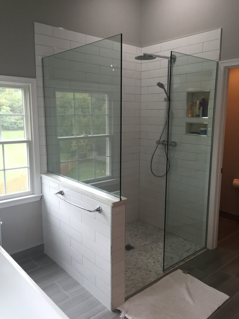 Transitional Bathroom Haymarket Va Century Bathrooms